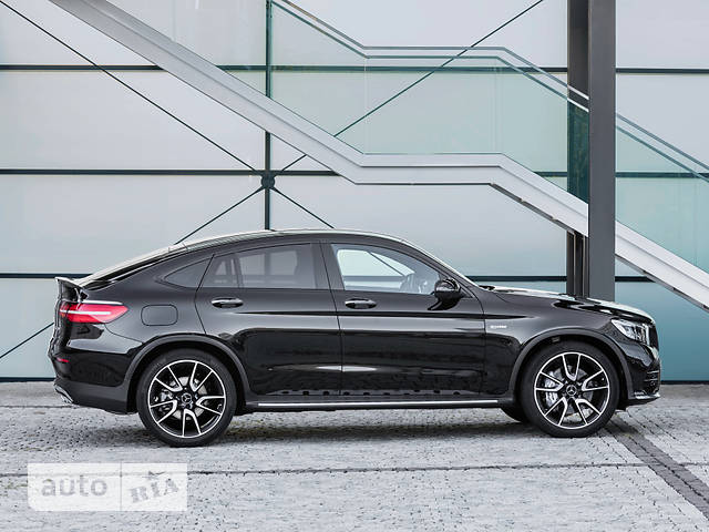 Mercedes-Benz GLC-Class GLC Coupe 250 AT (211 л.с.) 4Matic