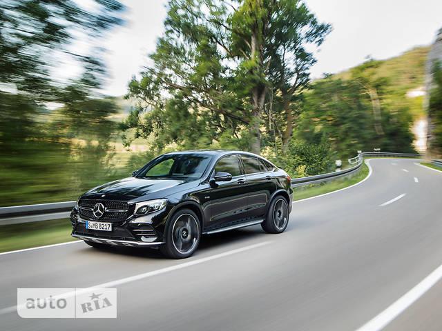 Mercedes-Benz GLC-Class GLC Coupe 250d AT (204 л.с.) 4Matic