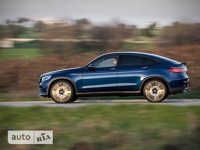 Mercedes-Benz GLC-Class GLC Coupe 350d AT (258 л.с.) 4Matic