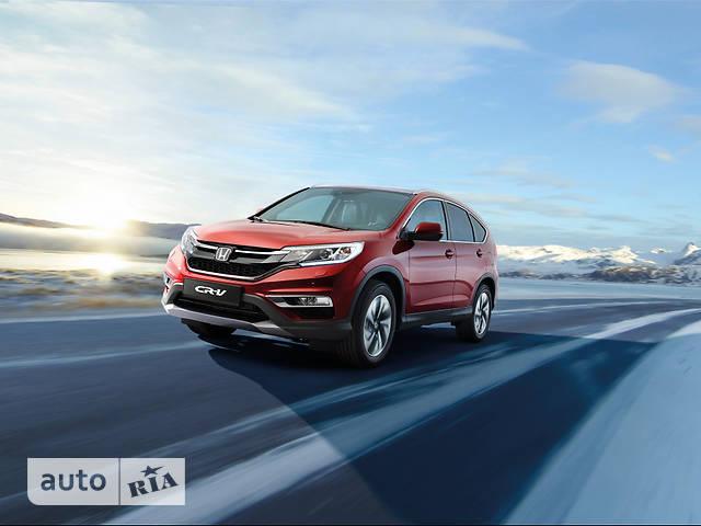Honda CR-V 2.0 AT (155 л.с.) Premium