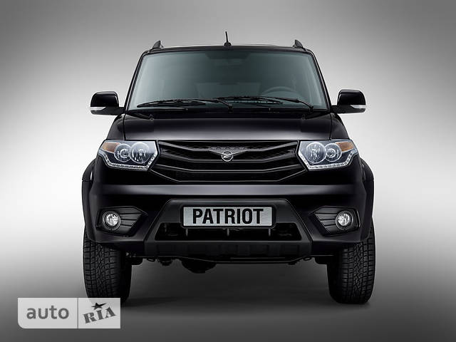 УАЗ Патриот 3163-375 Privilege