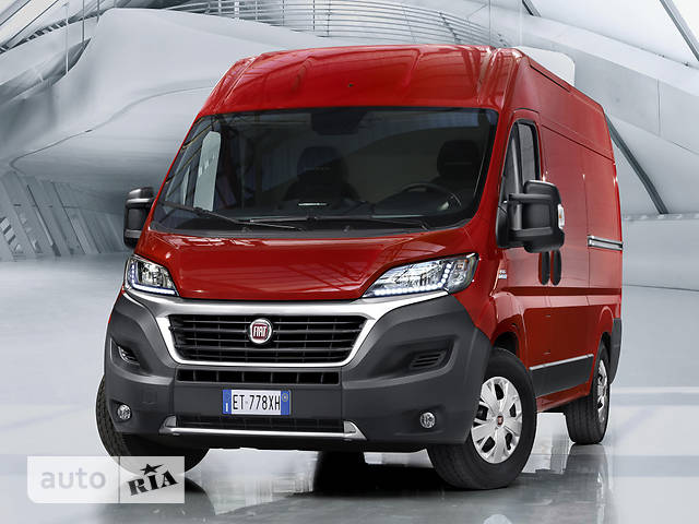 Fiat Ducato груз. 2.3 290.9LB.4 (130 л.с.) 35 L1H1