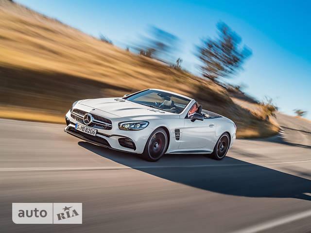 Mercedes-Benz SL-Class Mercedes-AMG SL 65 AT (629 л.с.)