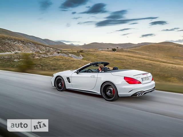 Mercedes-Benz SL-Class SL 500 AT (455 л.с.)