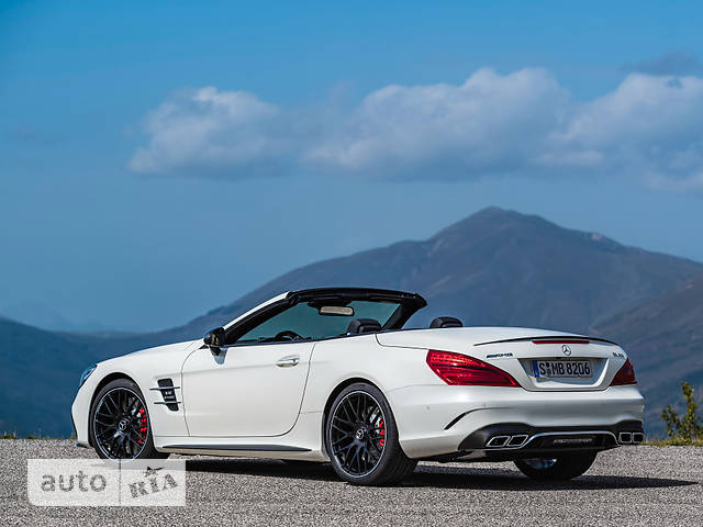 Mercedes-Benz SL-Class Mercedes-AMG SL 65 AT (629 л.с.)