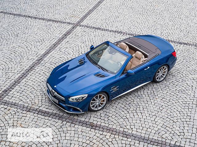 Mercedes-Benz SL-Class SL 400 AT (367 л.с.)