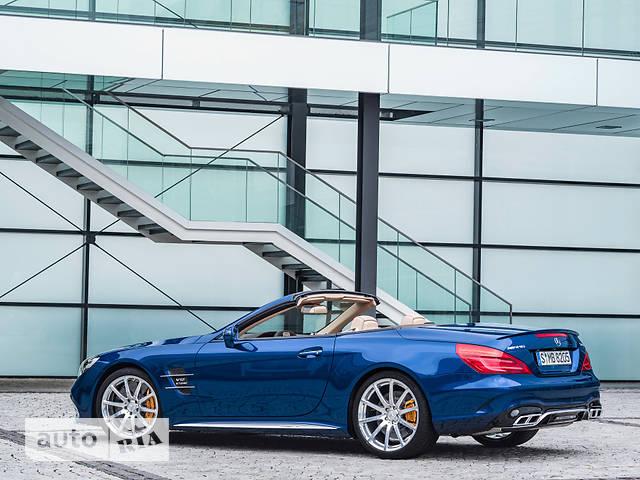 Mercedes-Benz SL-Class Mercedes-AMG SL 65 AT (630 л.с.)