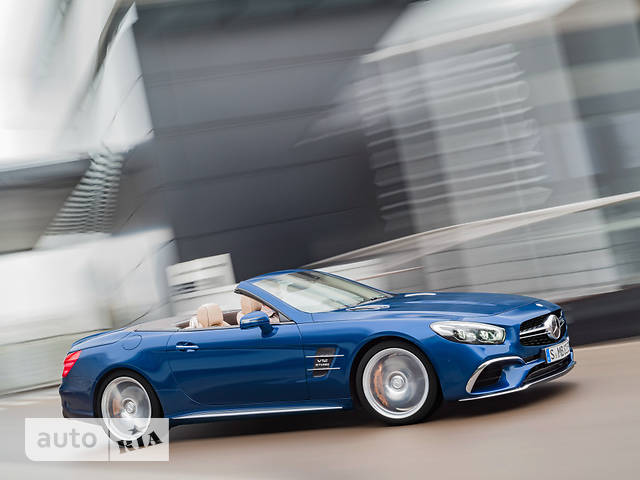 Mercedes-Benz SL-Class Mercedes-AMG SL 65 AT (630 л.с.)
