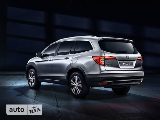 Honda Pilot 3.0 AT (249 л.с.) Premium