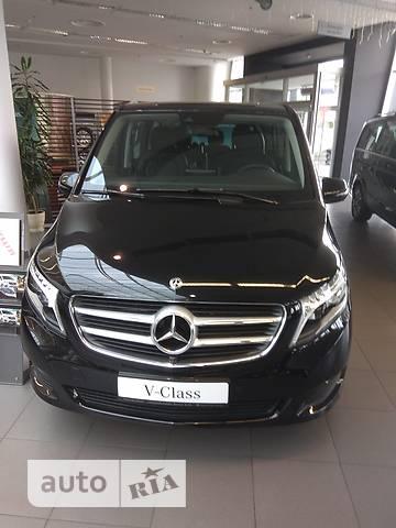 Mercedes-Benz V-Class V 220d AT (163 л.с.) Long VKL