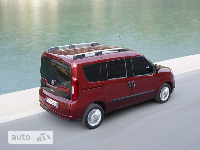 Fiat Doblo Panorama New 1.6D МТ (105 л.с.) Easy