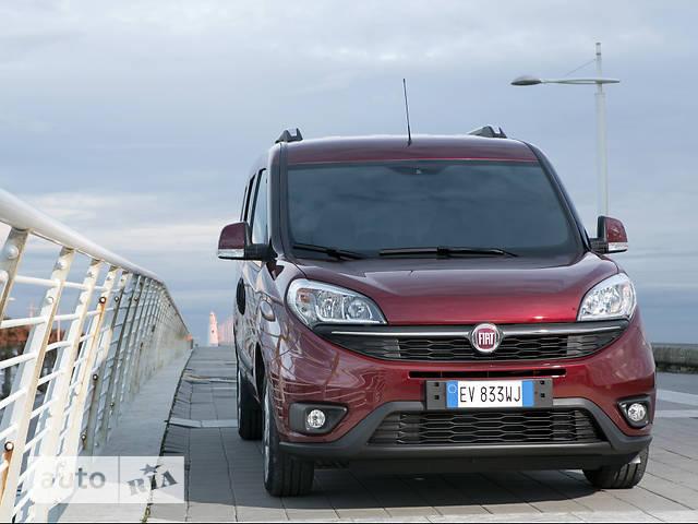 Fiat Doblo пасс. New Maxi 1.4 MT (95 л.с.) Active Lungo N1