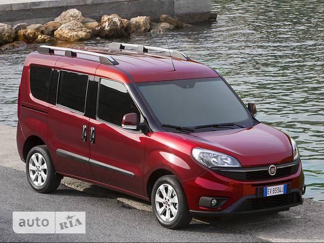 Fiat Doblo пасс. New Maxi 1.3D MT (90 л.с.) Active Lungo N1