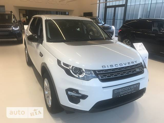 Land Rover Discovery Sport 2.0TD4 АT (150 л.с.) AWD Pure