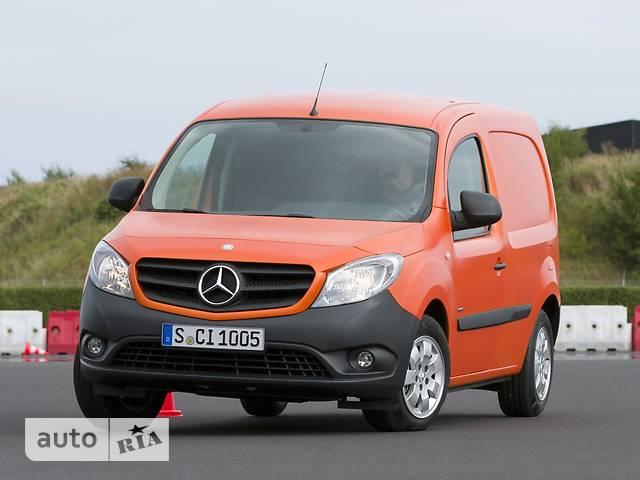 Mercedes-Benz Citan груз. 108 CDI MT (75 л.с.) KA L