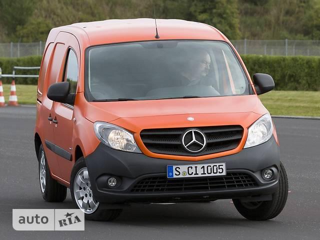 Mercedes-Benz Citan груз. 111 CDI MT (110 л.с.) KА L