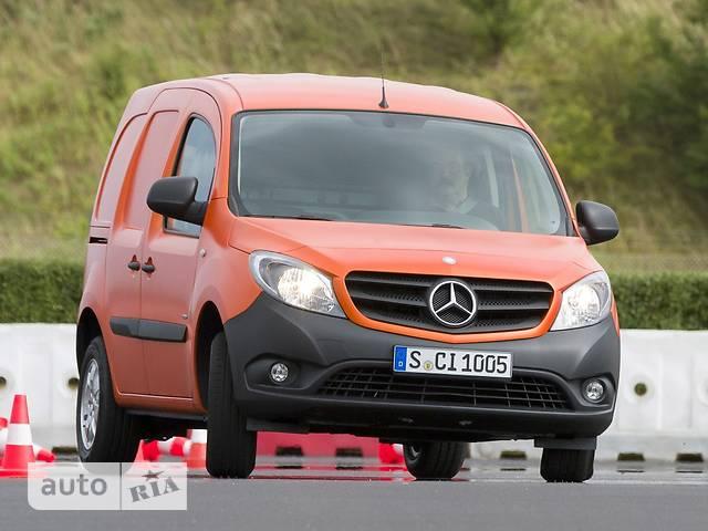 Mercedes-Benz Citan груз. 112 MT (114 л.с.) KА L