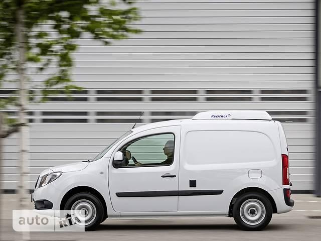 Mercedes-Benz Citan груз. 109 CDI MT (90 л.с.) KА L