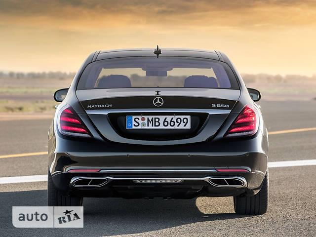 Mercedes-Benz Maybach S 560 AT (469 л.с.)
