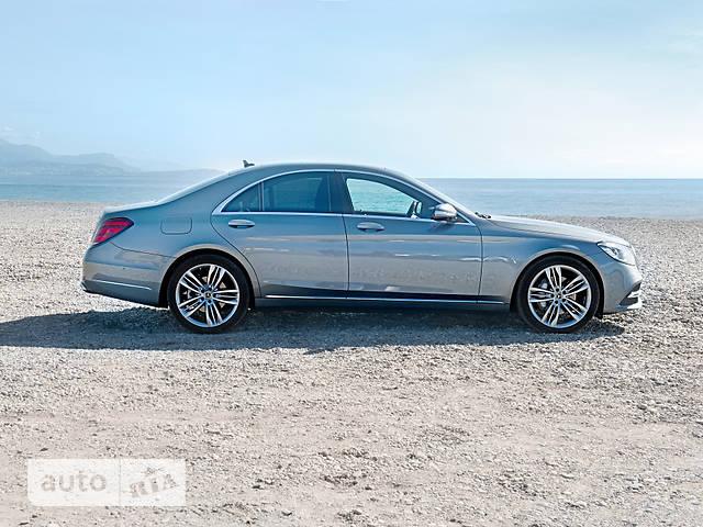 Mercedes-Benz S-Class S 600 AT (530 л.с.)