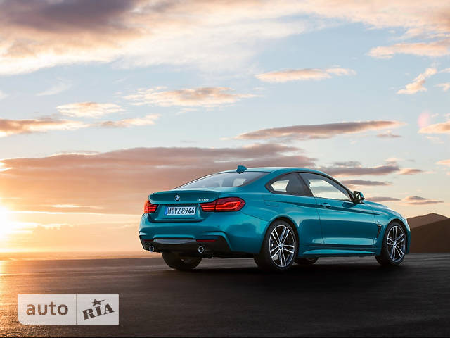BMW 4 Series F32 430d AT (258 л.с.) base