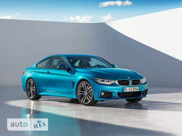 BMW 4 Series F32 420d MT (190 л.с.) base