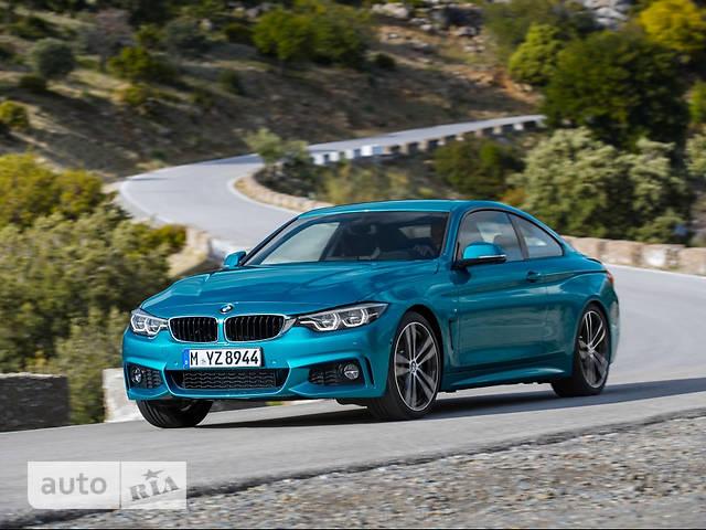 BMW 4 Series F32 420i MT (184 л.с.) base