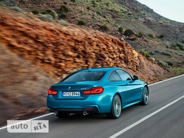 BMW 4 Series F32 420i MT (184 л.с.) base