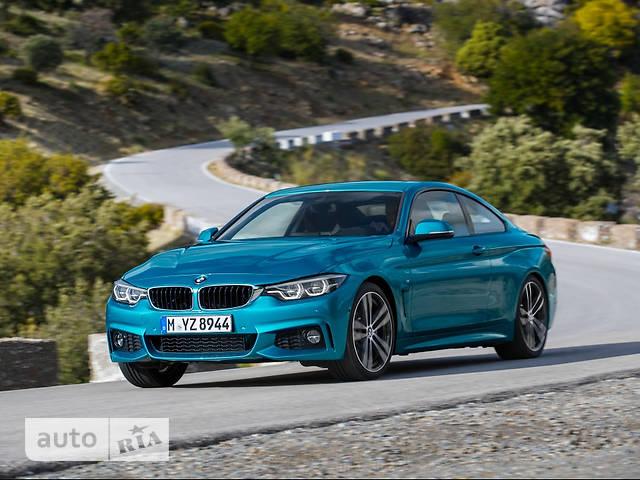 BMW 4 Series F32 440i MT (326 л.с.) xDrive base