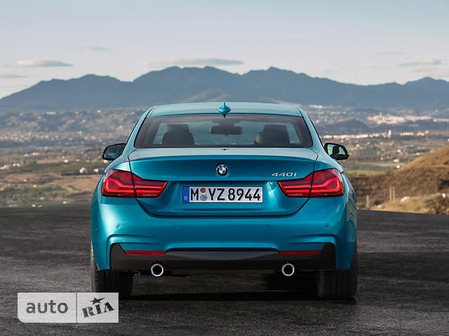 BMW 4 Series F32 440i MT (326 л.с.) xDrive base