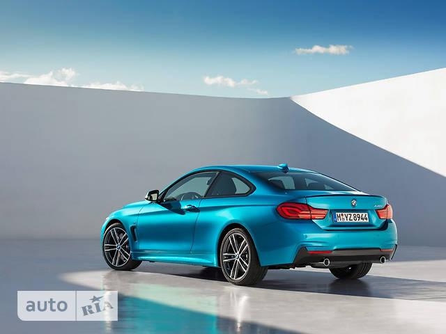 BMW 4 Series F32 420d MT (190 л.с.) xDrive base