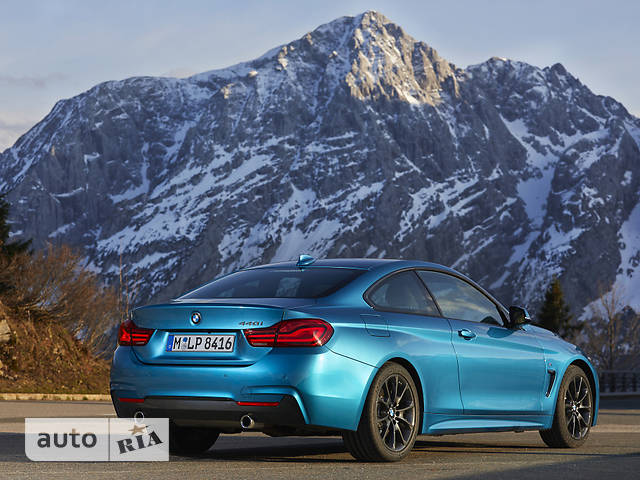 BMW 4 Series F32 430i AT (252 л.с.) xDrive base