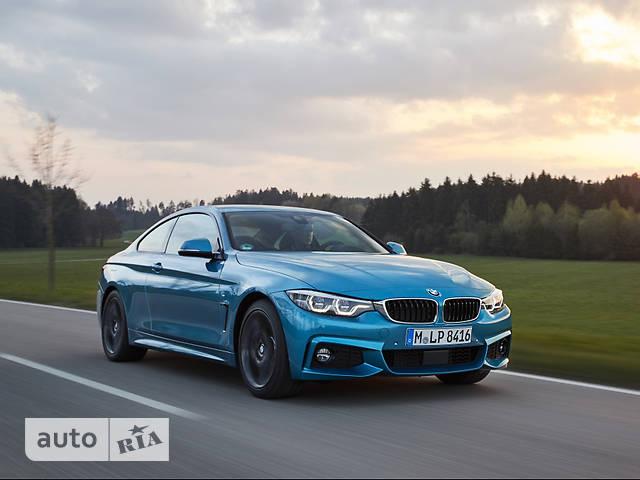 BMW 4 Series F32 430d AT (258 л.с.) xDrive base