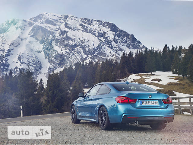BMW 4 Series F32 430d AT (258 л.с.) xDrive base