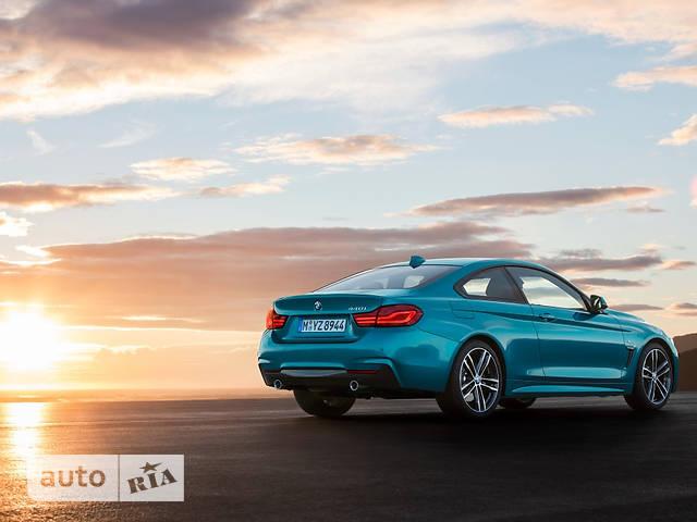 BMW 4 Series F32 430i MT (252 л.с.) base