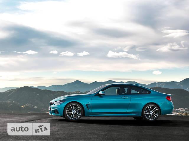 BMW 4 Series F32 440i MT (326 л.с.) base