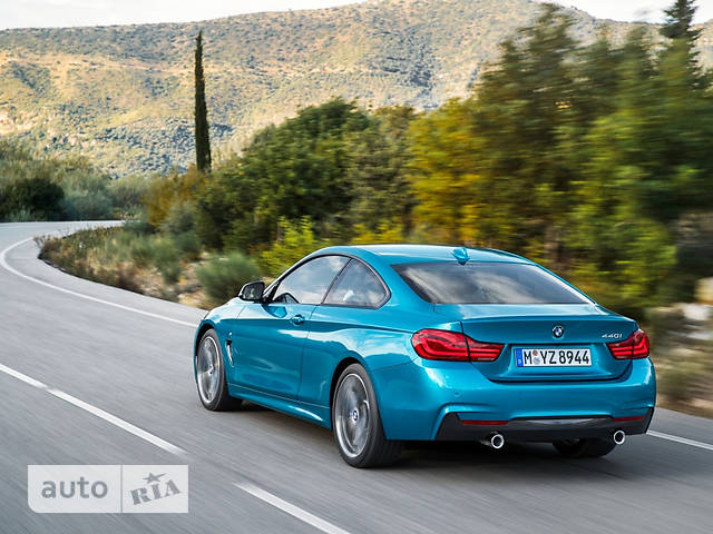 BMW 4 Series F32 420d MT (190 л.с.) xDrive base
