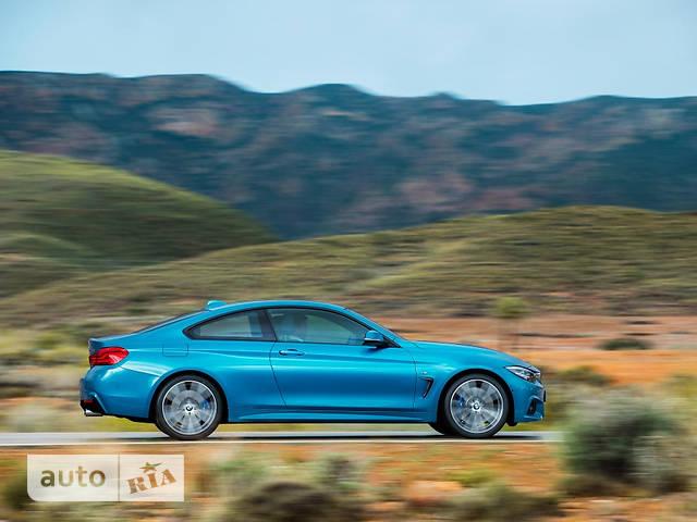 BMW 4 Series F32 420d MT (190 л.с.) base