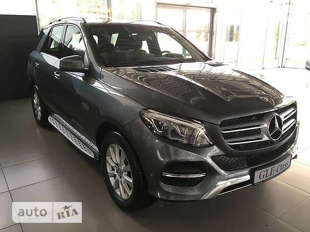 Mercedes-Benz GLE-Class GLE SUV 350d AT (249 л.с.) 4Matic  base