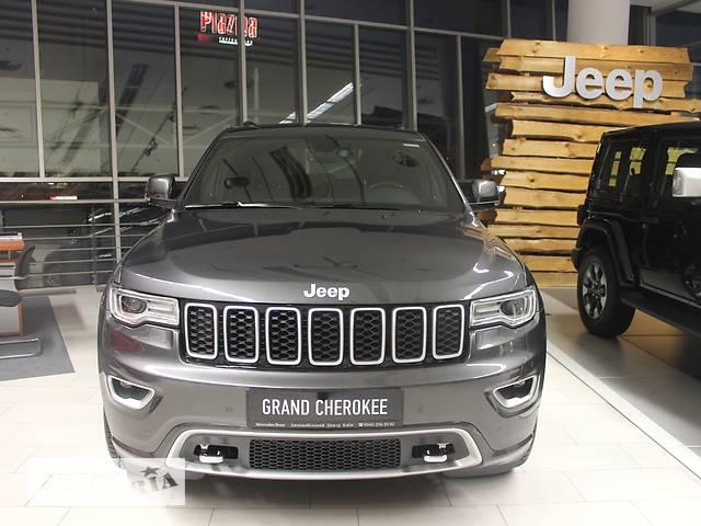 Jeep Grand Cherokee 3.0TD АТ (250 л.с.) Overland