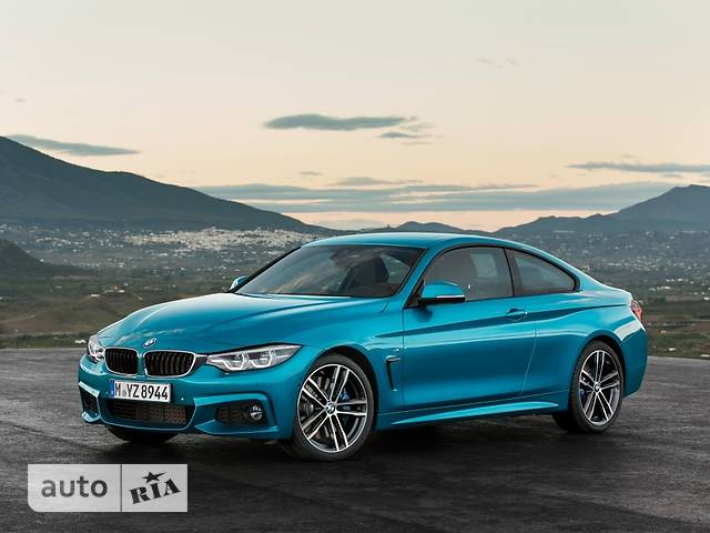 BMW 4 Series F32 420i MT (184 л.с.) xDrive base