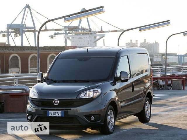 Fiat Doblo груз. New 1.3D МТ (90 л.с.) Corto
