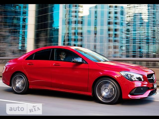 Mercedes-Benz CLA-Class CLA 180 АТ (122 л.с.)