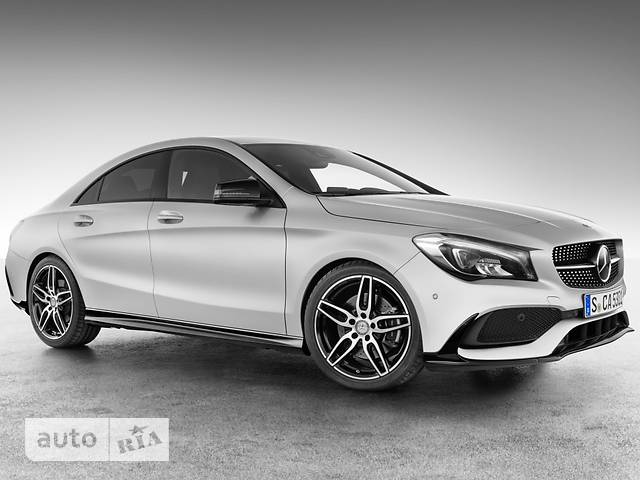 Mercedes-Benz CLA-Class CLA 200 АТ (156 л.с.)