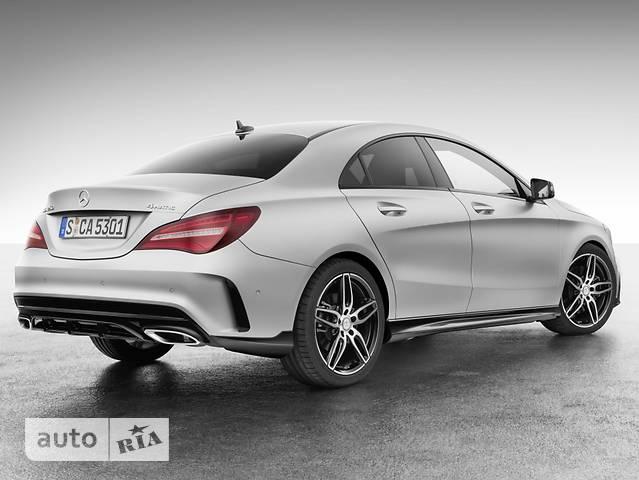 Mercedes-Benz CLA-Class CLA 220d AT (177 л.с.)