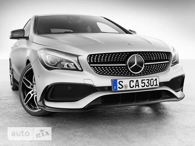 Mercedes-Benz CLA-Class CLA 220d AT (177 л.с.) 4Matic