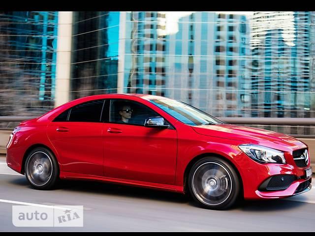 Mercedes-Benz CLA-Class CLA 200d АТ (136 л.с.)