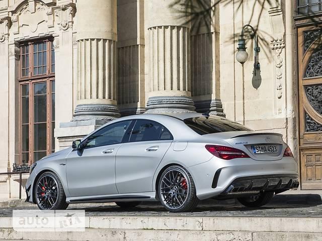 Mercedes-Benz CLA-Class Mercedes-AMG CLA 45 AT (381 л.с.) 4Matic