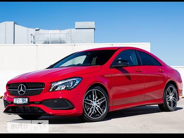 Mercedes-Benz CLA-Class CLA 250 Sport MT (218 л.с.)