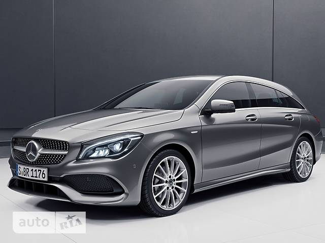Mercedes-Benz CLA-Class 200 AT (156 л.с.)